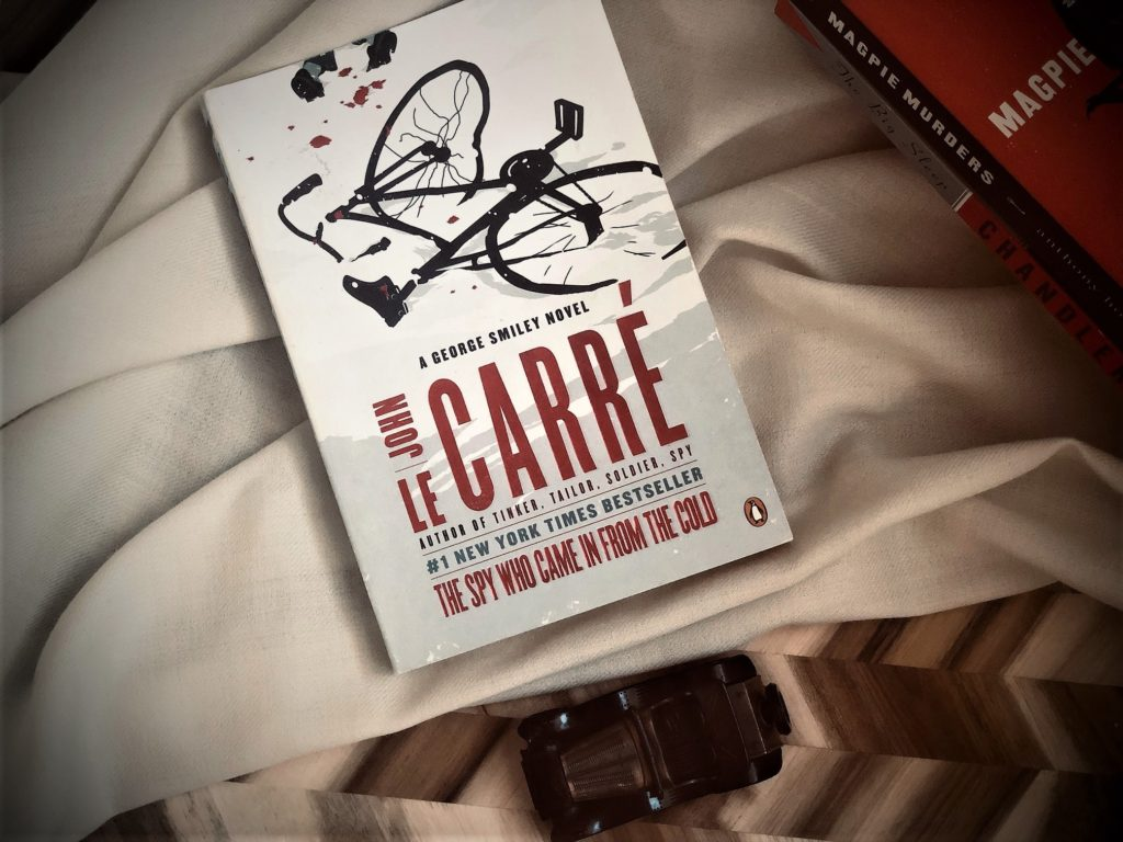'The Spy Who Came In From The Cold' by John Le Carrè